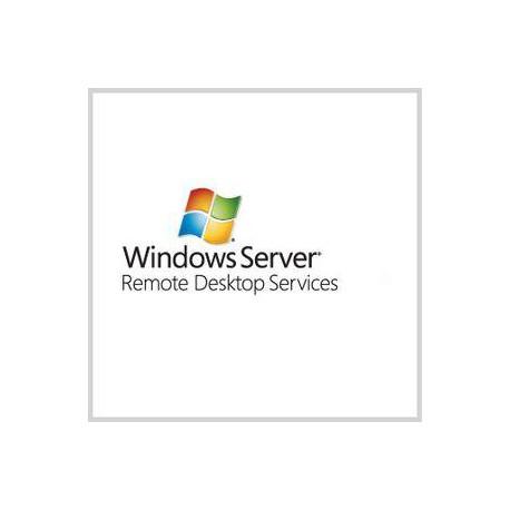 Windows Server 2012 Remote Desktop Services Client Access License (1 User)