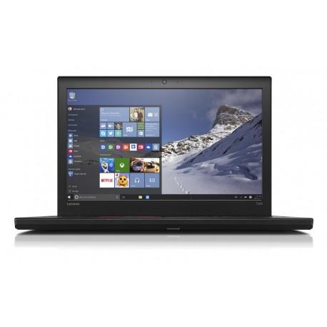 """Lenovo ThinkPad T560 2.5GHz i7-6500U 15.6"""" 1920 x 1080piksele 3G 4G Czarny"""