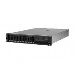 x3650 M5, Xeon 10C E5-2630 v4 85W 2.2GHz/2133MHz/25MB, 1x16GB, O/Bay HS 3.5in SAS/SATA, SR M5210, 750W p/s, Rack