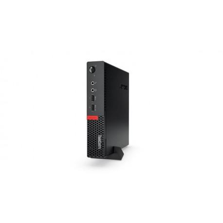 Lenovo ThinkCentre M710 2.4GHz i5-7400T Wielkość PC 1L Czarny Mini PC