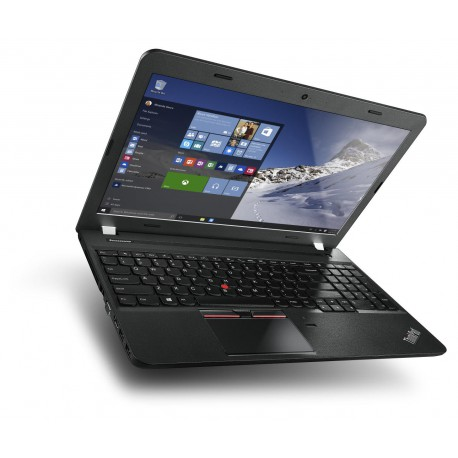 "Lenovo ThinkPad E560 2.5GHz i7-6500U 15.6"" 1920 x 1080piksele Czarny"