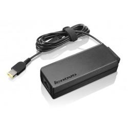 Lenovo 4X20E75140 Wewnątrz 90W Czarny adapter zasilający/ inwentor