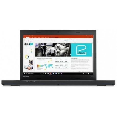 """Lenovo ThinkPad L470 2.70GHz i7-7500U 14"""" 1920 x 1080piksele Czarny Notebook"""
