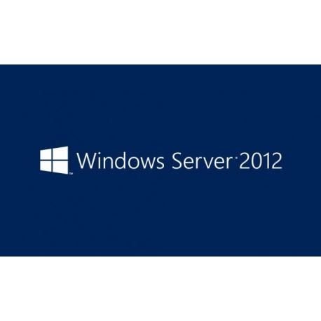Microsoft Windows Server 2012 Client Access License (5 User)