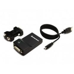 Lenovo USB 3.0 - DVI/VGA