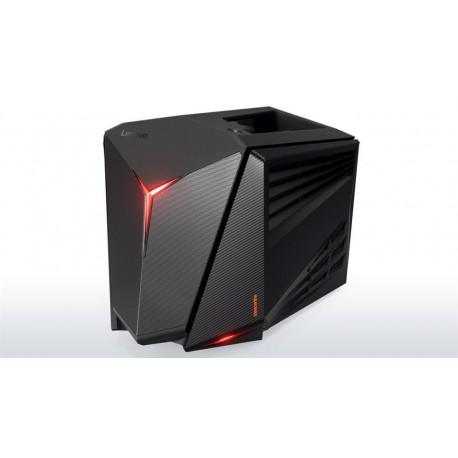 Lenovo IdeaCentre Y710 Cube 3.4GHz i7-6700 Wieża Czarny, Czerwony PC