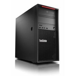 Lenovo Workstation P320 Tower E3-1245 v6 4C 3.7GHz / 8 GB / 256GB / SSD / DVD+-RW / Windows 10 Pro / 3Y