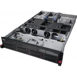 TopSeller RD450, Intel Xeon 8C E5-2620 v4 2.1GHz/2133MHz/20MB 16GB O/Bay 2.5in SR 720i