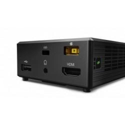 Lenovo 40AB0065EU Przenośny projektor 150ANSI lumeny Czarny projektor danych