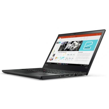 """Lenovo ThinkPad T470 2.5GHz i5-7200U 14"""" 1920 x 1080piksele Ekran dotykowy 4G Czarny Notebook"""