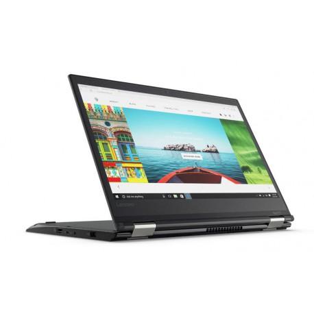 """Lenovo ThinkPad Yoga 370 2.50GHz i5-7200U 13.3"""" 1920 x 1080piksele Ekran dotykowy 3G 4G Czarny Hybryda (2w1)"""