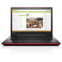 """Lenovo IdeaPad 510s 2.5GHz i7-6500U 14"""" 1920 x 1080piksele Czarny, Czerwony Notebook"""