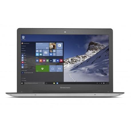 """Lenovo IdeaPad 500s 2.5GHz i7-6500U 14"""" 1920 x 1080piksele Srebrny Notebook"""