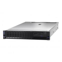 TopSeller x3650 M5, Xeon 10C E5-2630 v4 85W 2.2GHz/2133MHz/25MB, 1x16GB, O/Bay HS 2.5in SAS/SATA, SR M5210, 550W p/s, Rack