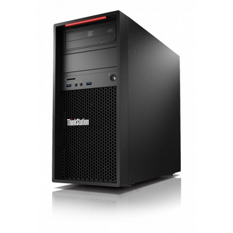 Lenovo Workstation P410 E5-1620 v4 4C 3.5GHz / 8 GB / 1TB / HDD / DVD+-RW / Windows 10 Pro / 3Y