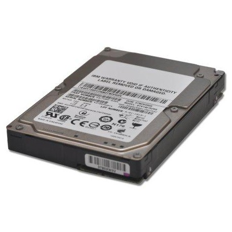 500GB 7.2K 6Gbps NL SAS 2.5in G3HS HDD
