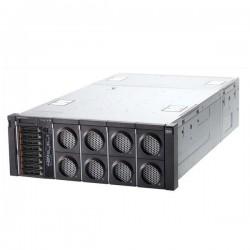 x3850 X6, 2x Compute Book Xeon 18C E7-8880v3 150W 2.3GHz/2133MHz/45MB, 16x8GB, 6x1.2TB HS 2.5in SAS, 2x400GB HS 2.5in SATA SSD,
