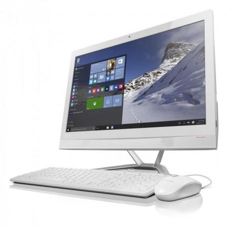 """Lenovo IdeaCentre 300 2.3GHz i5-6200U 23"""" 1920 x 1080piksele Ekran dotykowy Biały All-in-One PC"""