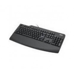 Keyboard w/ Int. Pointing Device USB - German 129 RoHS v2