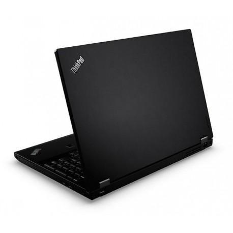 """Lenovo ThinkPad L560 2.6GHz i7-6600U 15.6"""" 1920 x 1080piksele Czarny Notebook"""