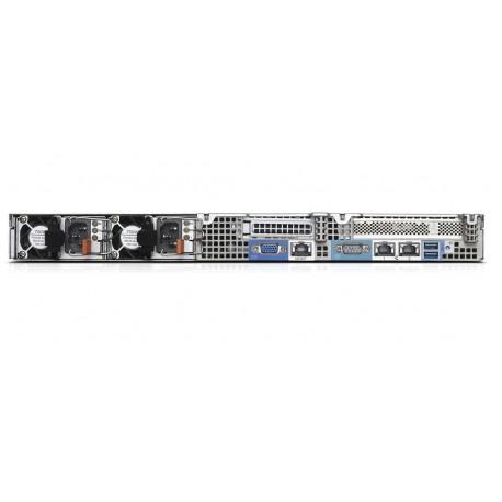 TopSeller RD350, Intel Xeon 8C E5-2620 v4 2.1GHz/2133MHz/20MB 16GB O/Bay 2.5in SR 520i