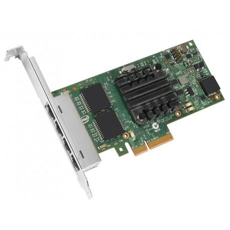 Lenovo ThinkServer I350-T4 PCIe 1Gb 4 Port Base-T Ethernet Adapter by Intel