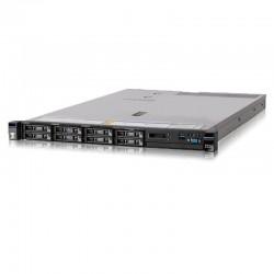 x3550 M5, Xeon 8C E5-2630v3 85W 2.4GHz/1866MHz/20MB, 1x16GB, O/Bay HS 2.5in SATA/SAS, SR M5210, 550W p/s, Rack