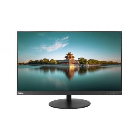 "Lenovo ThinkVision P27q 27"" Wide Quad HD IPS Matowy Czarny monitor komputerowy"