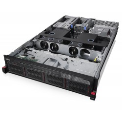 TopSeller RD450, Intel Xeon 8C E5-2620 v4 2.1GHz/2133MHz/20MB 8GB O/Bay 3.5in SR 720i