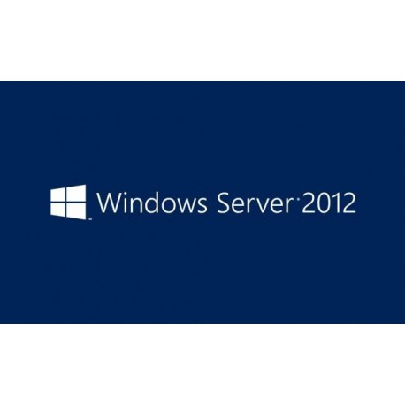 Microsoft Windows Server 2012 Client Access License (5 User)