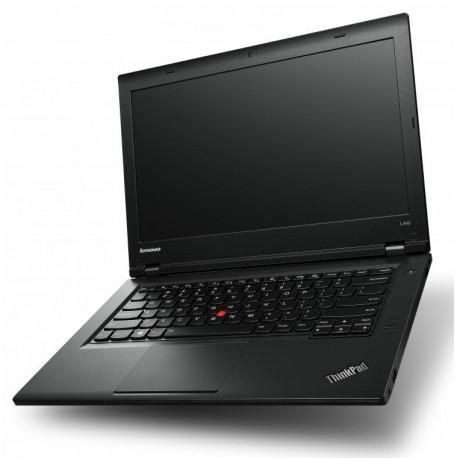 Notebook Lenovo ThinkPad L440 i3-4100M 4GB 14,1'' HD 500GB HD4600 Win7P Win8.1P Czarny 20AT004BPB 1Y