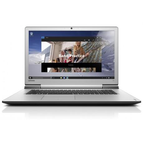 Lenovo Notebook 700-17ISK/BLACK/I5-6300HQ