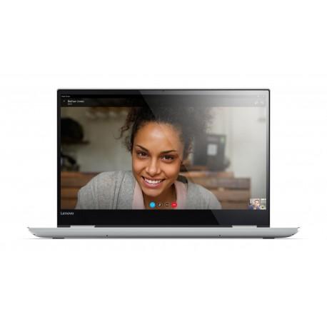 """Lenovo Yoga 720 2.5GHz i5-7300HQ 15.6"""" 1920 x 1080piksele Ekran dotykowy Platyna, Srebrny Hybryda (2w1)"""