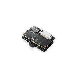 Lenovo 4XH0H04229 Wewnętrzny Czarny card reader