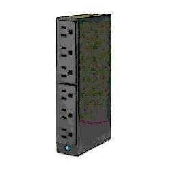 DPI 100-127V NEMA PDU