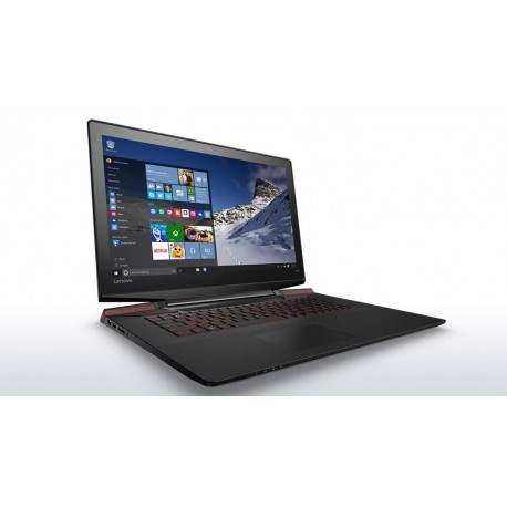 "Lenovo IdeaPad Y700 2.3GHz i5-6300HQ 17.3"" 1920 x 1080piksele Czarny Notebook"
