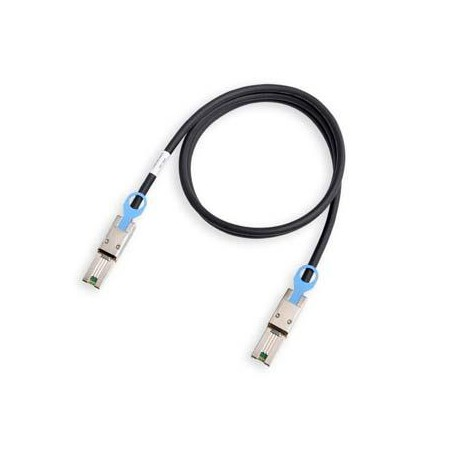 0.6m HD-miniSAS to miniSAS SAS Cable
