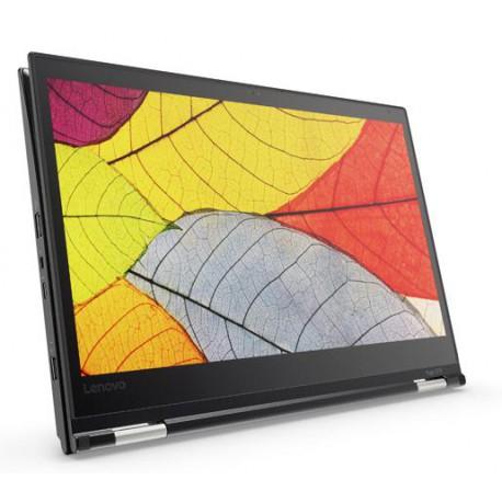 """Lenovo ThinkPad Yoga 370 2.70GHz i7-7500U 13.3"""" 1920 x 1080piksele Ekran dotykowy 3G 4G Czarny Hybryda (2w1)"""