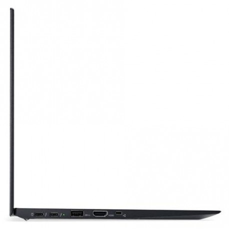 """Lenovo ThinkPad X1 Carbon 2.7GHz i7-7500U 14"""" 1920 x 1080piksele 4G Czarny Notebook"""