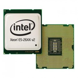 Intel Xeon 6C Processor Model E5-2630Lv2 60W 2.4GHz/1600MHz/15MB
