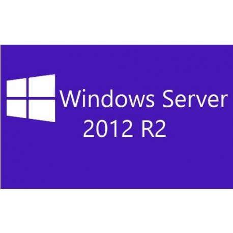 Windows Server 2012 R2 Standard ROK (4CPU/4VMs) - MultiLang