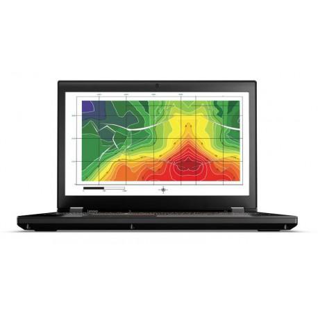 """Lenovo ThinkPad P51 2.9GHz i7-7820HQ 15.6"""" 1920 x 1080piksele Czarny Mobilna stacja robocza"""