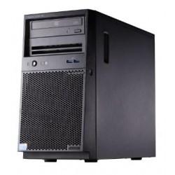 TopSeller x3100 M5, Xeon 4C E3-1231v3 80W 3.4GHz/1600MHz/8MB, 1x8GB, 1x1TB, SS 3.5in SATA, SR C100, Multi-Burner, 300W p/s, Towe