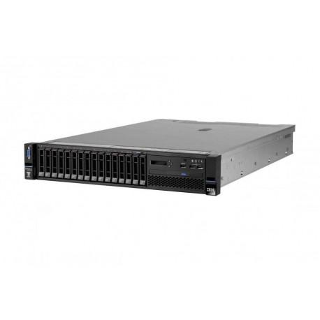 TopSeller x3650 M5, Xeon 10C E5-2640 v4 90W 2.4GHz/2133MHz/25MB, 1x16GB, O/Bay HS 2.5in SAS/SATA, SR M5210, 750W p/s, Rack